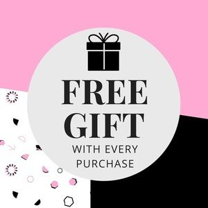 Free Gift With Any Purchase!